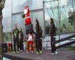 SDV.N°1 Corrida De NÖEL 2009 Avec Le Pére NÖEL Au 1er Plans