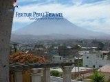 Tour Companies - Yanahuara Viewpoint - Arequipa, Peru