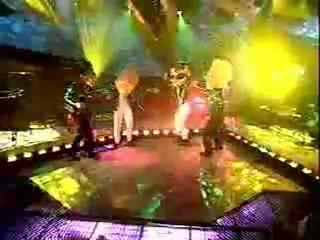 TFI Friday - U2 Massive Heeds Can-Can
