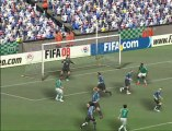 FIFA08 -> Wolsburg - W.Bremen 0-2