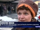 liste NPA Parti de Gauche - régionales 2010 Basse-Normandie