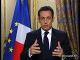 Allocution ratification du traité européen de Lisbonne