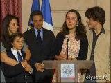 Déclaration et de la famille d'Ingrid Betancourt