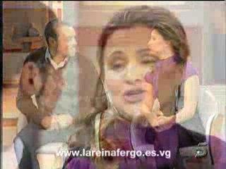 """""""Quiéreme"""" de Nuria Fergó (José Carlos y Vanesa Tele5)"""