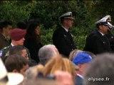 Discours M.OBAMA commémoration du débarquement en Normandie