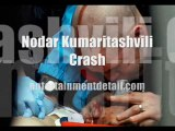 Olympic Death Luge Video: Luge Crash Video Nodar Kumaritashv