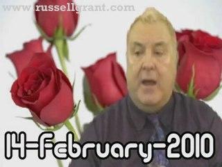RussellGrant.com Video Horoscope Leo February Sunday 14th