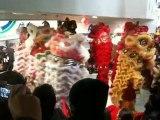 Nouvel an chinois Danse des dragons
