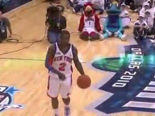 Il Fantastico Canestro di Nate Robinson [NBA All Star 2010]