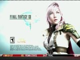 Final Fantasy XIII - publicité US Xbox 360