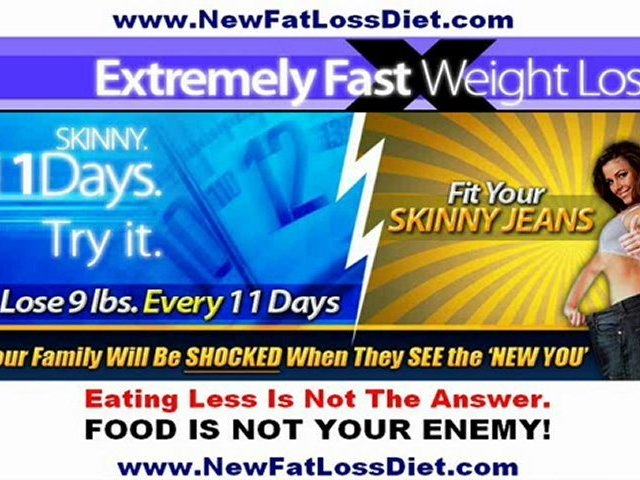 Lose Weight Without Exercise – Eat and Lose Weight Fast