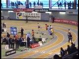 800m Espoir Championnats France Jeunes en salle Aubière 2010