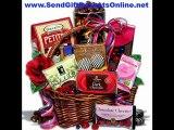 send send chocolate gift basket