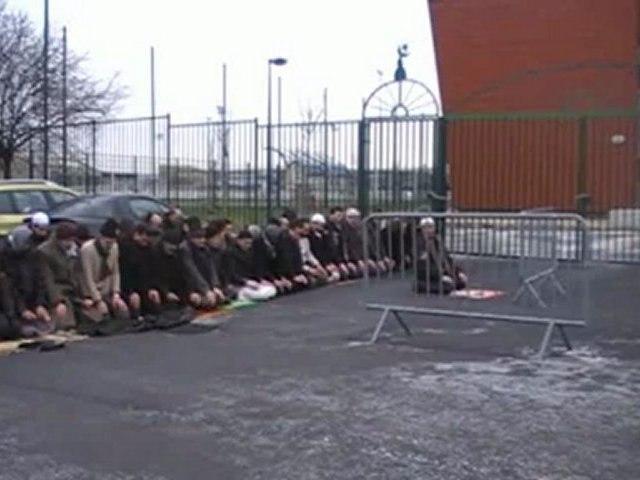 Libérons nos mosquées ! Drancy P1 13 fév 2010