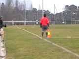 Claix Saint-Etienne D3 féminine foot asse