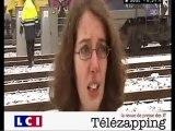 Télézapping : Drame sur voies ferrées en Belgique