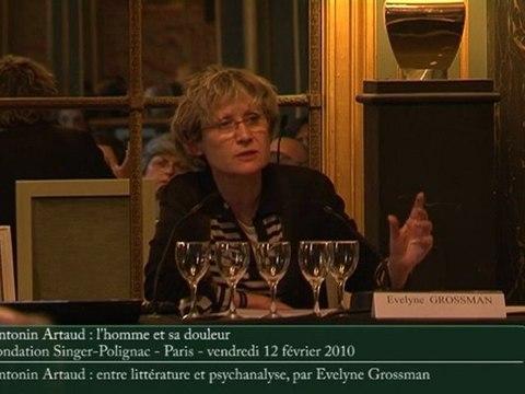 Antonin Artaud: Evelyne Grossman