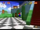 TAS - Super Mario 64 by Rikku in 1.39.02 part02