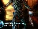 Prologue - Aliens Vs. Predator : Le Predator