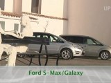 UP-TV Ford S-Max and Ford Galaxy (EN)