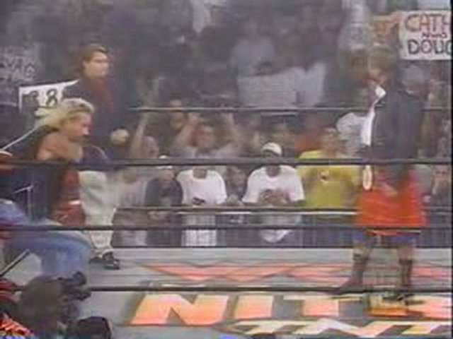 """DDP & """"Rowdy"""" Roddy Piper interview"""