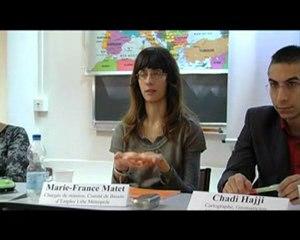 Marie-France M., chargée de mission - développement local