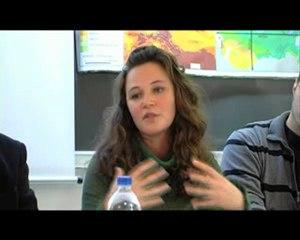 Nathalie M., chargée de mission SIG - environnement