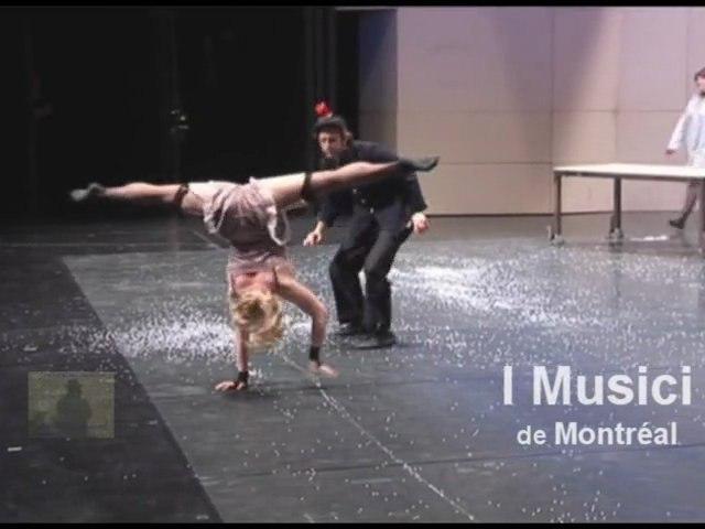 I Musici Le Bœuf sur le toit - Darius Milhaud (1892-1974)