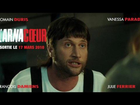L'Arnacoeur - François Damiens en Plombier
