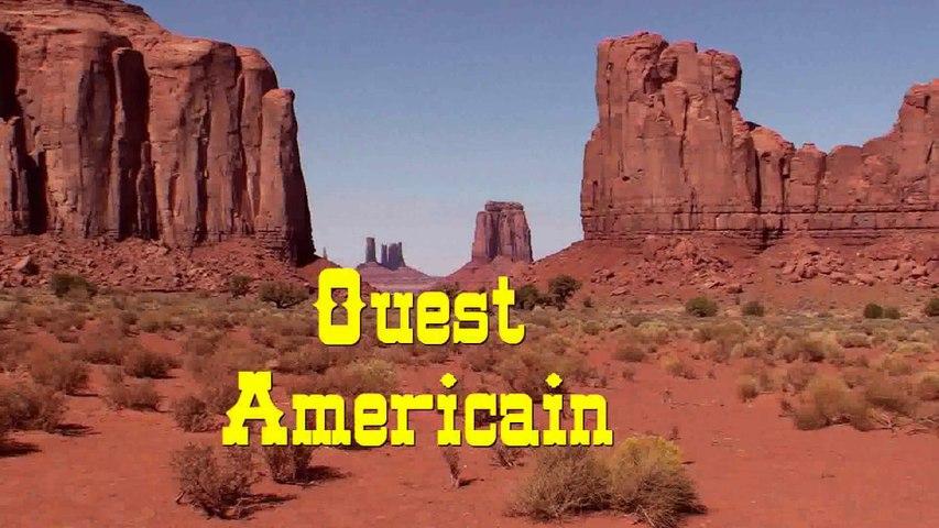Notre periple dans l' ouest americain