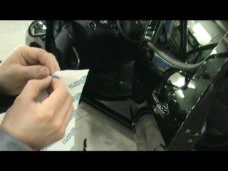 Clear Protect : Kit de protection de carrosserie  automobile