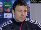 Olympique Lyonnais - Real Madrid - Jean II Makoun - Claude P