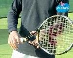 Comment tenir sa raquette au tennis