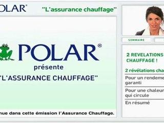 Le traitement chauffage avec POLAR FRANCE
