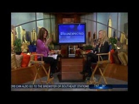 Brittany Robertson on PIX11 Morning News (02/17/10)