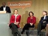 Alain Dolium presente son programme