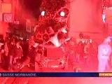 carnaval de Granville 2010 : la grande calvalcade de nuit