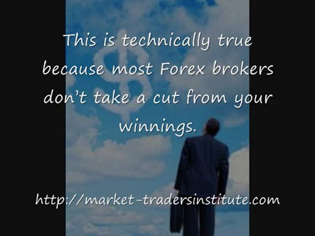 What is Market Traders Institute?