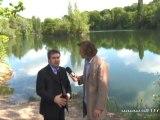 Le lac des alcools à Ris Orangis