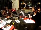 Poison sur RFI invitée par Claudy Siar