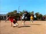 vidéo de foot super alucinante c'est un truc de malade