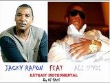"""JACKY RAPON FEAT ALI SPYDI """" Extrait instrumental By DJ FAZE"""