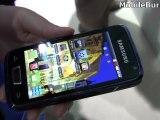 Samsung Beam, Monte, Monte Slider, Monte Bar - first look