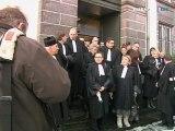 Avocats en colère au Tribunal de Riom !