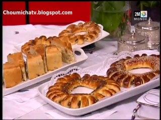 Brioche paine sucré pour le gouter