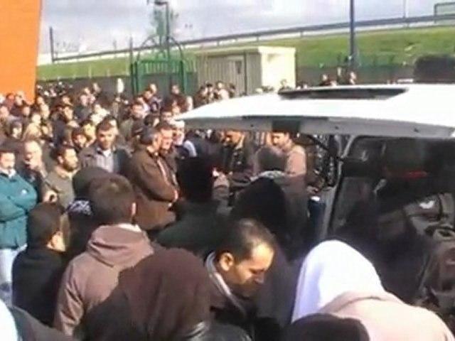 Mosquée de Drancy Joumou'a 19 février