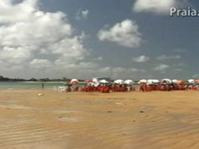 Ilha de Areia Vermelha Paraíba Praias do Nordeste do Brasil