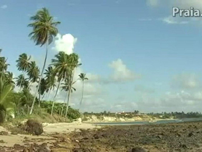 Praia de Carapibus Paraíba Praias do litoral Nordeste Brasil