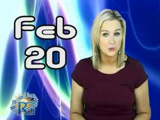 RussellGrant.com Video Horoscope Libra 20.02.2010