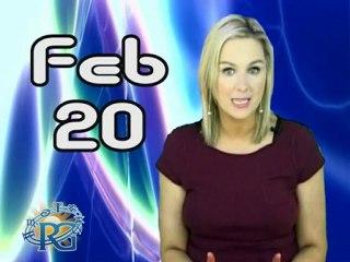 RussellGrant.com Video Horoscope Scorpio 20.02.2010